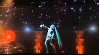 Download 33-「千本桜/Senbonzakura」Hatsune Miku Live Party 2013 in Kansai BD Video
