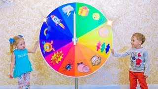 Download Magic wheel and funny kids Magical incidents Video for kids Video