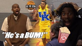 Download Kentucky Commit Gets Called A BUM! HOW DOES The Oak Hill Show Respond!? Video
