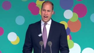 Download The Queen's and The Duke of Cambridge's speech at The Patron's Lunch Video