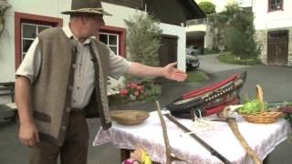 Download Bauernhoftafel in Seeboden am Millstätter See Video