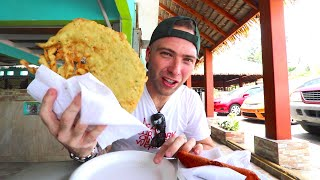 Download TROPICAL Puerto Rican STREET FOOD TOUR | Piñones, Puerto Rico Video