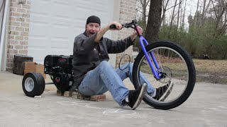 Download We're building a Drift Trike! Overview and Planning Video