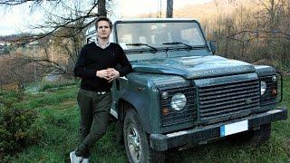 Download Land Rover Defender - Test drive - Prova su strada - ita Video