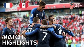 Download France v Peru - 2018 FIFA World Cup Russia™ - Match 21 Video