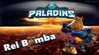 Download REI BOMBA E O CAVALINHO - Paladins Video