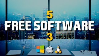 Download 5 Free Software That Are Actually Great! 3 (2018) Video