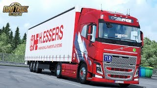 Download ✅ [ETS2 1.31] Open Pipe New Volvo FH Low Deck in France Video
