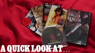 Download A Quick Look At... Giallo a Venezia Fan Edition DVD Video