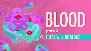 Download Blood, Part 2 - There Will Be Blood: Crash Course A&P #30 Video