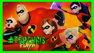 Download GLI INCREDIBILI (Incredibles) | 10 curiosità (che forse non sai) - TopChris Flash Video