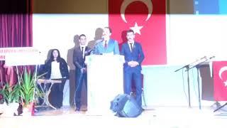Download Fırat Çakıroğlu'nu Anma,Ahde Vefa Programı Bor Ülkü Ocakları Başkan'ı Kürşat Tecimer Konuşması Video