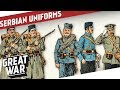 Download Serbian Uniforms of World War 1 I THE GREAT WAR Special Video