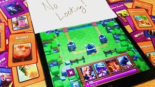 Download Clash Royale COVERING HALF THE SCREEN! Video