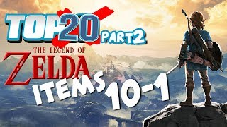 Download Top 20 Zelda Items (10-1) Video