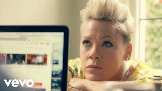 Download P!nk - 90 Days ft. Wrabel Video