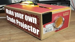 Download Make your own Crude Projector Video