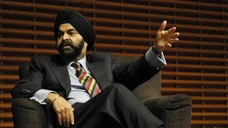 Download MasterCard CEO Ajay Banga on Taking Risks in Your Life and Career Video