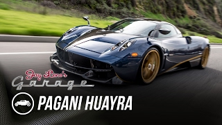 Download 2014 Pagani Huayra - Jay Leno's Garage Video