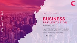 Download How To Design a Super Creative & Unique Business Slide in Microsoft Office 365 PowerPoint PPT Video