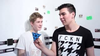 Download Interjú - Így rakom ki 15 másodperc alatt a Rubik kockát. Video