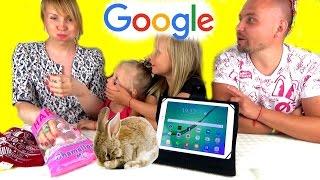 Download ПУХЛЫЙ ГУГЛ ЧЕЛЛЕНДЖ окей, гугл! chubby google challenge ok, google Video