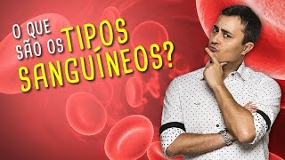 Download O QUE SÃO OS TIPOS SANGUÍNEOS? | Sistema ABO | Prof. Paulo Jubilut Video