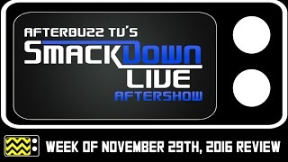 Download WWE's Smackdown for November 29th, 2016 | AfterBuzz TV Video