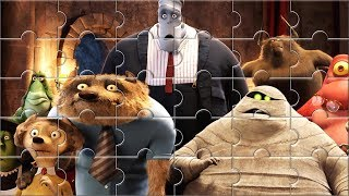 Download How to Jigsaw Puzzle - Kids Puzzle Play - Hotel Transylvania 3 Puzzle game Video
