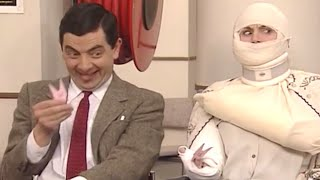 Download Who's Next? | Three Beans | Classic Mr Bean Video