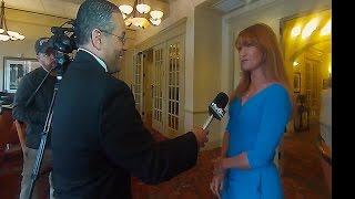 Download Rafael Sanchez, Jane Seymour talk Oscars on Indianapolis This Week Video