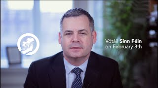Download Pearse Doherty - Delivering real change Video