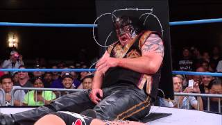 Download Monsters Ball: Bram vs. Abyss (Aug 7, 2014) Video