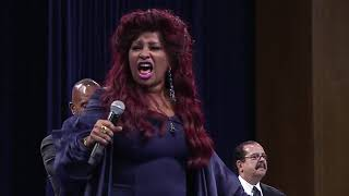 Download WATCH: Chaka Khan performs at Aretha Franklin's funeral Video