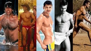 Download Bollywood heroes who dared to bare their briefs on screen Video