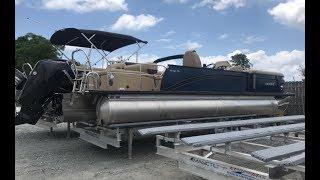 Download 2019 Harris Cruiser 250 for Sale at MarineMax Pensacola Video