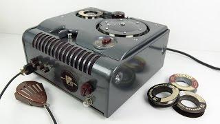Download Retro Tech: The Wire Recorder Video