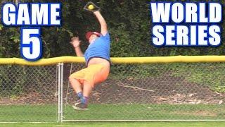 Download WORLD SERIES GAME 5!   On-Season Softball Series Video