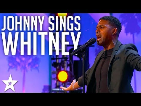 Johnny Manuel Sings Whitney Houston's I Have Nothing On America's Got Talent | Got Talent Global