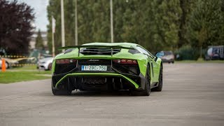 Download Supercars Accelerating - PP-Performance PD650i, GT3 RS Mk2, Aventador SV, Widebody GT-R, Milltek RS6 Video
