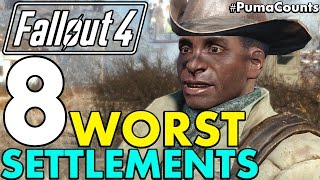 Download Top 8 Worst Settlement Locations in Fallout 4 (Includes DLC) #PumaCounts Video