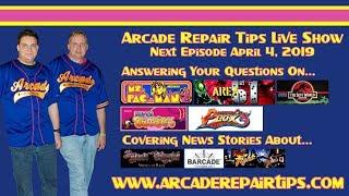 Download Arcade Repair Tips - Live Show - Episode 26 Video