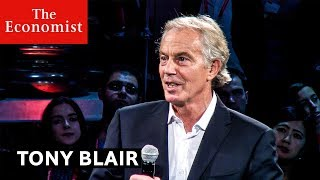 Download Tony Blair on the future of liberalism | The Economist Video