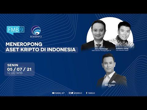 Meneropong Aset Kripto di Indonesia