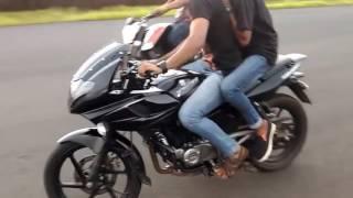 Download Pulsar Bike Stunts | Royal Enfield Bullet Stunt | KTM Duke Stunts | Bike Stunts 2017 Video