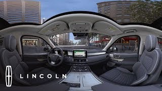 Download Lincoln Navigator: 360 VR Drive Modes - Command Your Drive with Ease | Lincoln Video