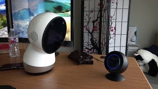 Download Face Off: Jibo versus Alexa (Echo Spot) Video