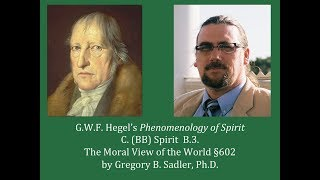 Download Half Hour Hegel: Phenomenology of Spirit (The Moral View of the World, sec. 602) Video