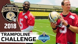 Download Trampoline Challenge | 2018 QB Challenge | Mini Camp Edition Video