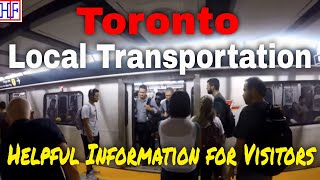 Download Toronto | Local Transportation Guide for Visitors - Getting Around | Travel Guide | Episode# 2 Video